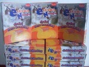 cara membuat dodol susu kambing